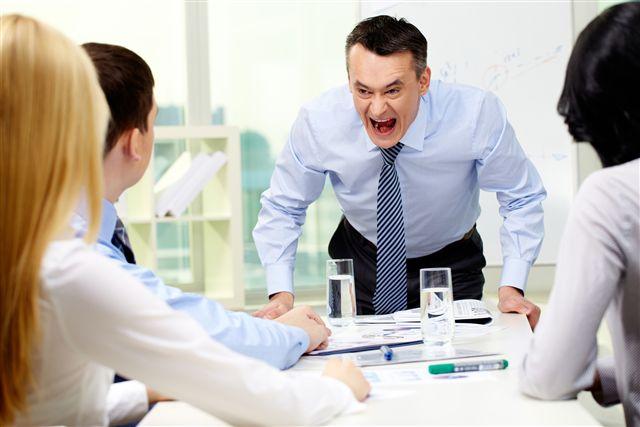 Als de Manager niet functioneert